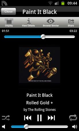 Pure Music app