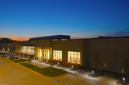 Apple's new data center, credit Apple