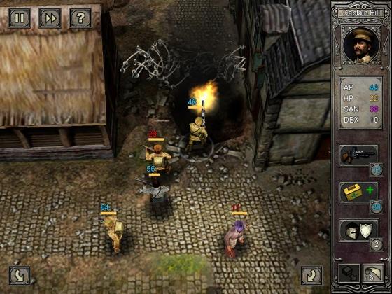 Cthulu iOS game screenshot