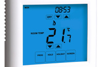 Heatmiser PRS-TS WiFi RF Thermostat
