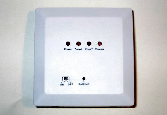 Heatmiser PRT-TS WiFi RF Thermostat