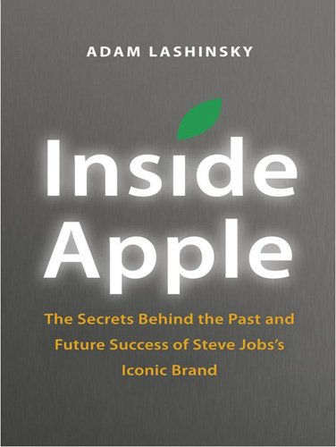 Inside Apple by Adam Lashinsky book