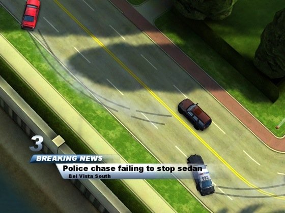 Smash Cops iOS game screenshot