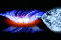 High speed winds from a stellar-mass black hole