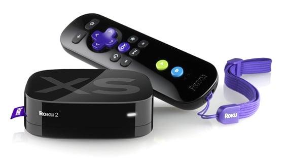 Roku 2 XS IPTV player