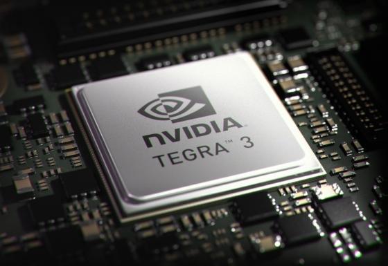 Nvidia Tegra 3 chip
