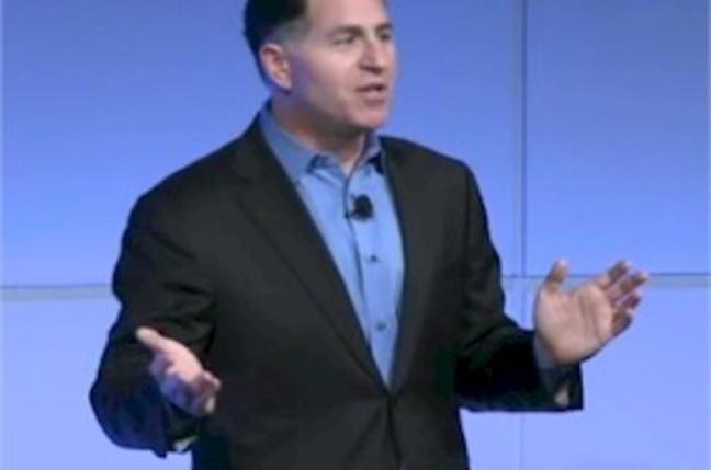 Dell's CEO Michael Dell