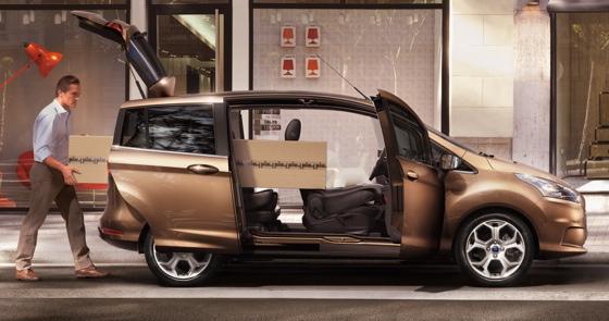 Ford B-Max mini-MPV