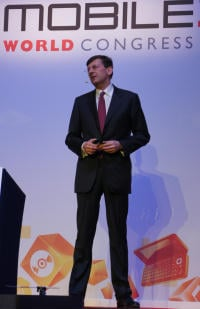 Vittorio Colao, CEO of Vodafone