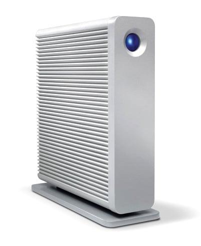 LaCie d2 Companion FireWire 800 external hard drive