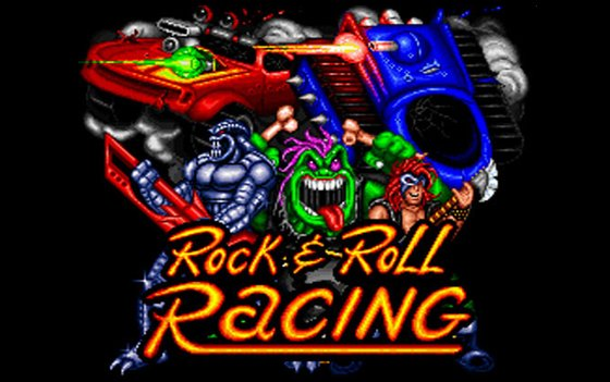 Rock'n'Roll Racing