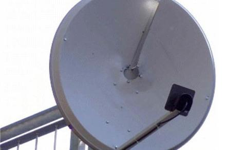 Multiple-signal demonstration antenna
