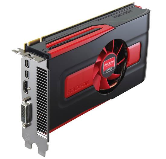 AMD Radeon HD 7850