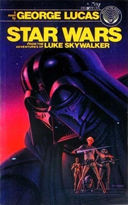 McQuarrie's work on the Star Wars novelisation
