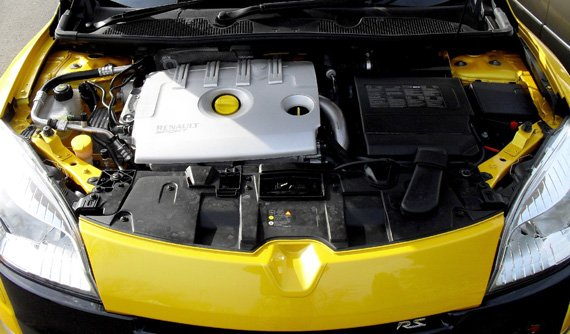 Renault M Gane 265 Trophy 2 0 Turbo The Register