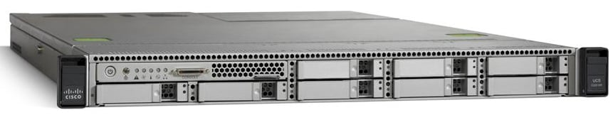 Cisco UCS C220 M3 rack server