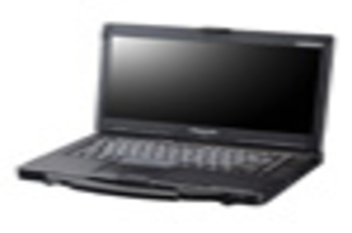panasonic cf 53 toughbook 14in rugged laptop the register. Black Bedroom Furniture Sets. Home Design Ideas