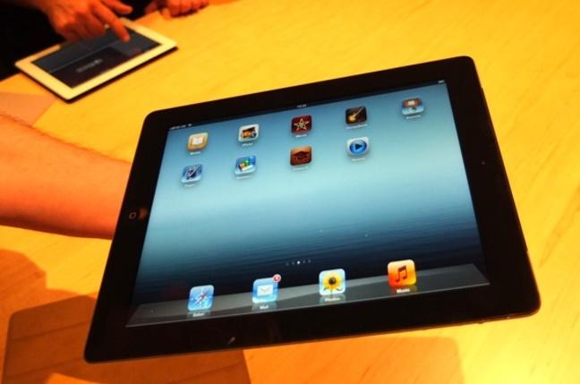 Apple iPad 3 aka new iPad