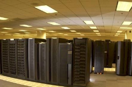 NOAA's Startus supercomputer