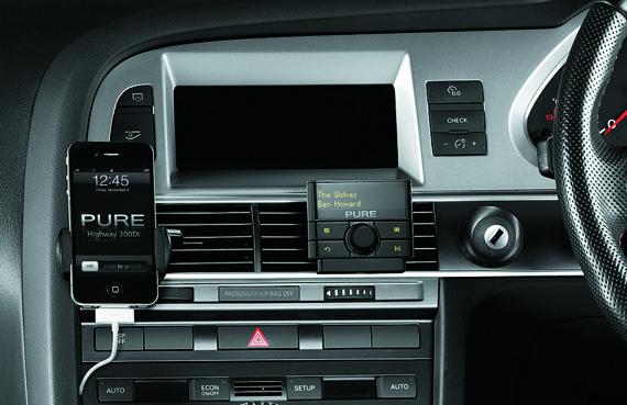 Pure Highway 300Di Digital Radio Kit