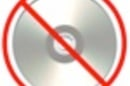 No optical discs