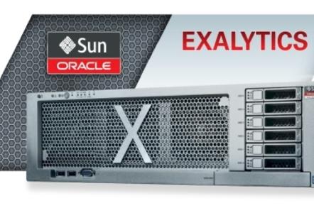 Oracle Exalytics appliance