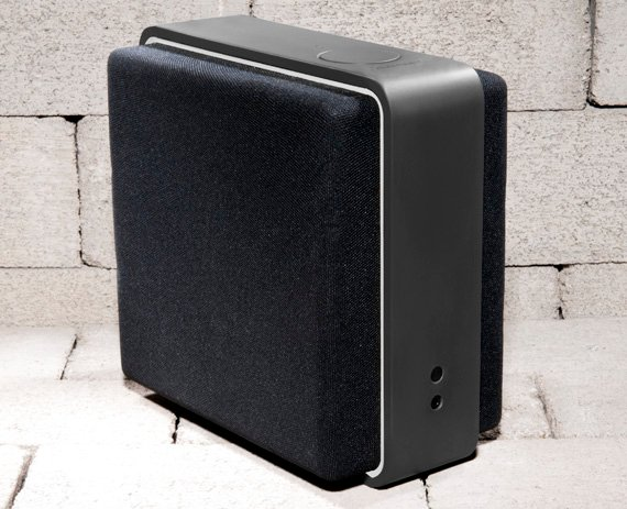Audyssey Audio Dock Air AirPlay speaker