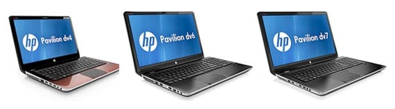 HP Pavilion Ivy Bridge