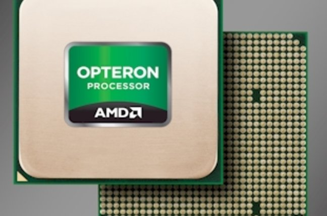 AMD Opteron 3200 package