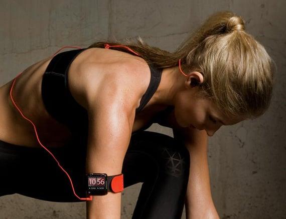 Motorola MotoActv GPS fitness tracker