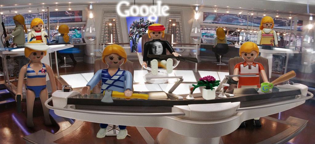 google london office. The Reception Are At Google\u0027s Office Google London P