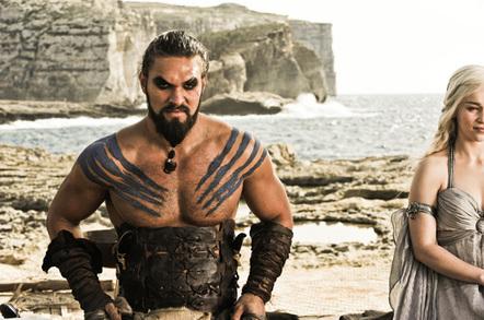 Game of Thrones Season One Blu-ray disc set