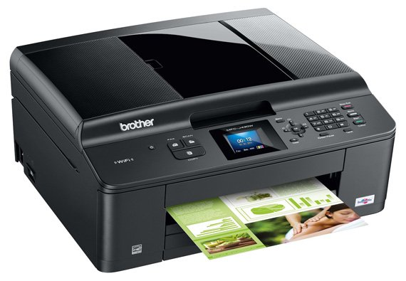 Brother MFC-J430W ADF all-in-one inkjet printer