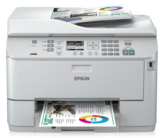 Epson Workforce Pro WP-4525DNF ADF all-in-one inkjet printer