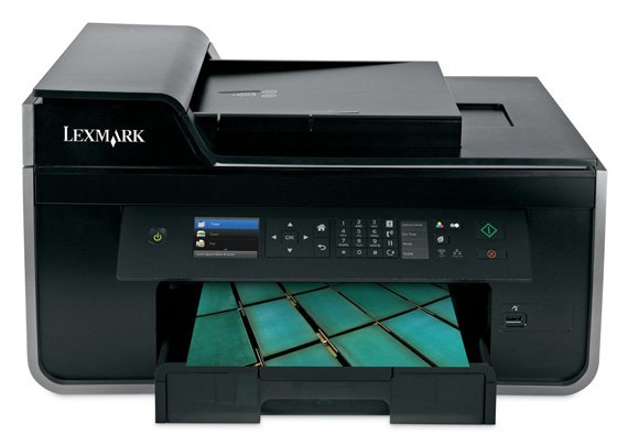 Lexmark Pro715 ADF all-in-one inkjet printer