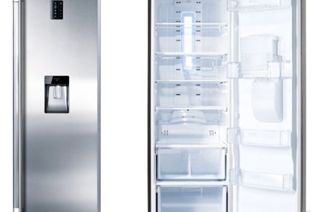 Samsung RR82PDRS fridge