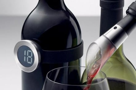 Jakob Wagner Wine Thermometer