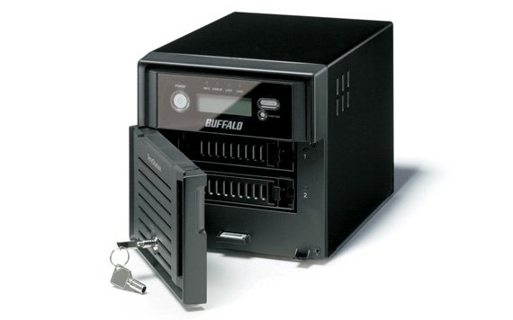 Buffalo TeraStation Pro Duo dual-bay NAS drive