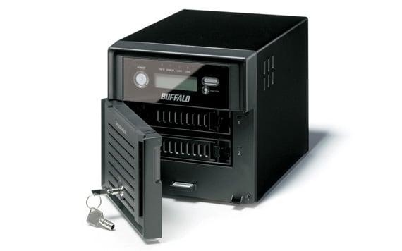 Buffalo TeraStation Pro Duo dual-bay NAS drive