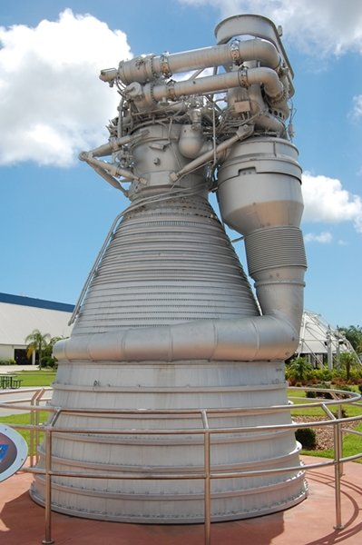 F-1 rocket