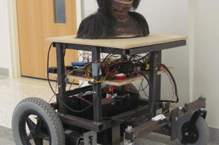 Robo Bonobo prototype
