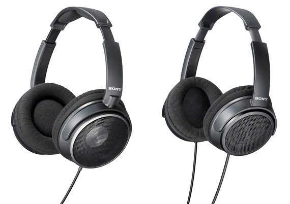 Sony MDR-MA500 and MDR-MA100