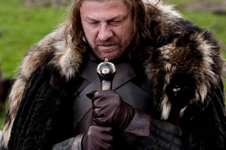 Sean Bean in Game of Thrones