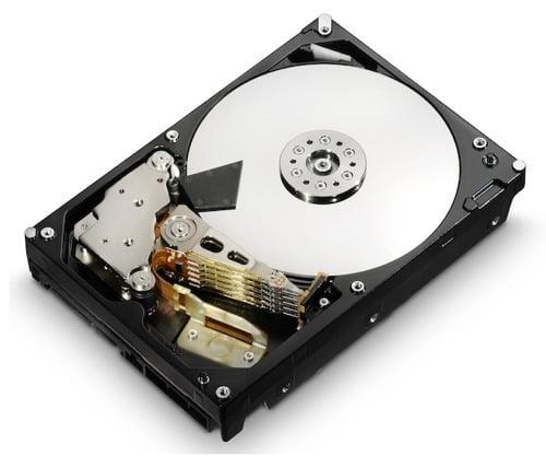 Hitachi GST 4TB Ultrastar 7K4000 drive