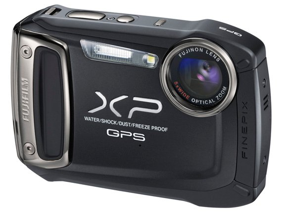 FujiFilm FinePix XP150 rugged camera