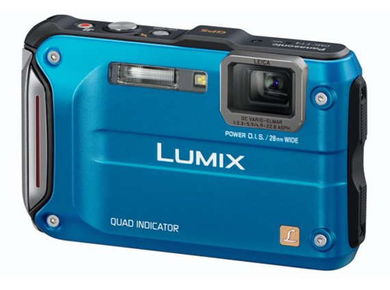 Panasonic Lumix DMC-FT4 rugged camera