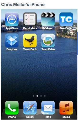 TeamDrive IOS