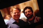 Sergey Brin Project Glass