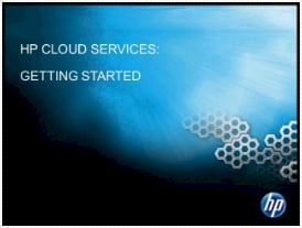 HP Cloud Services logo