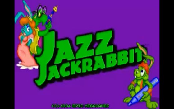 Jazz Jackrabbit 1994 Epic Megagames